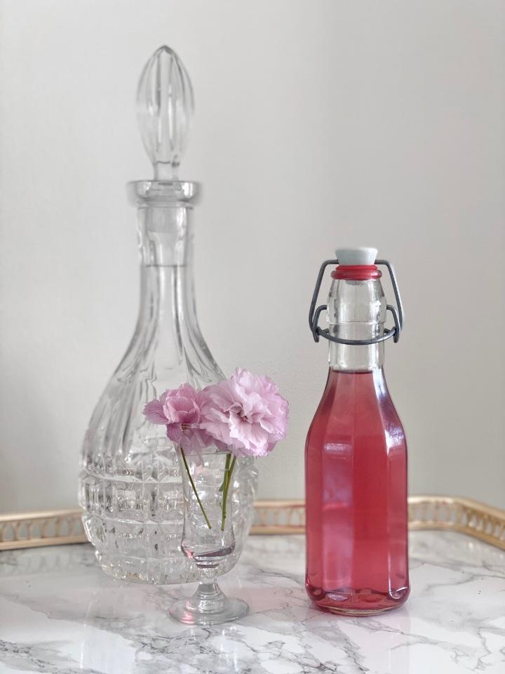 Cherry Blossom Syrup