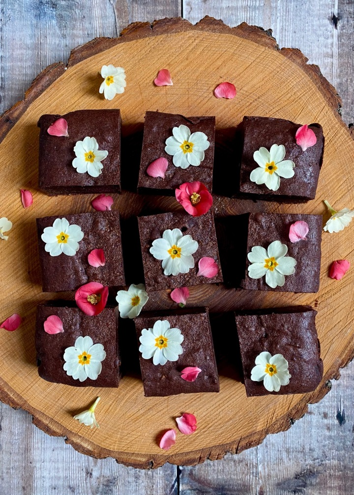 Celeriac Brownies